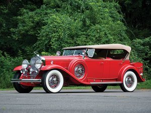 1930 Cadillac V-16 Sport Phaeton by Fleetwood For Sale by Auction