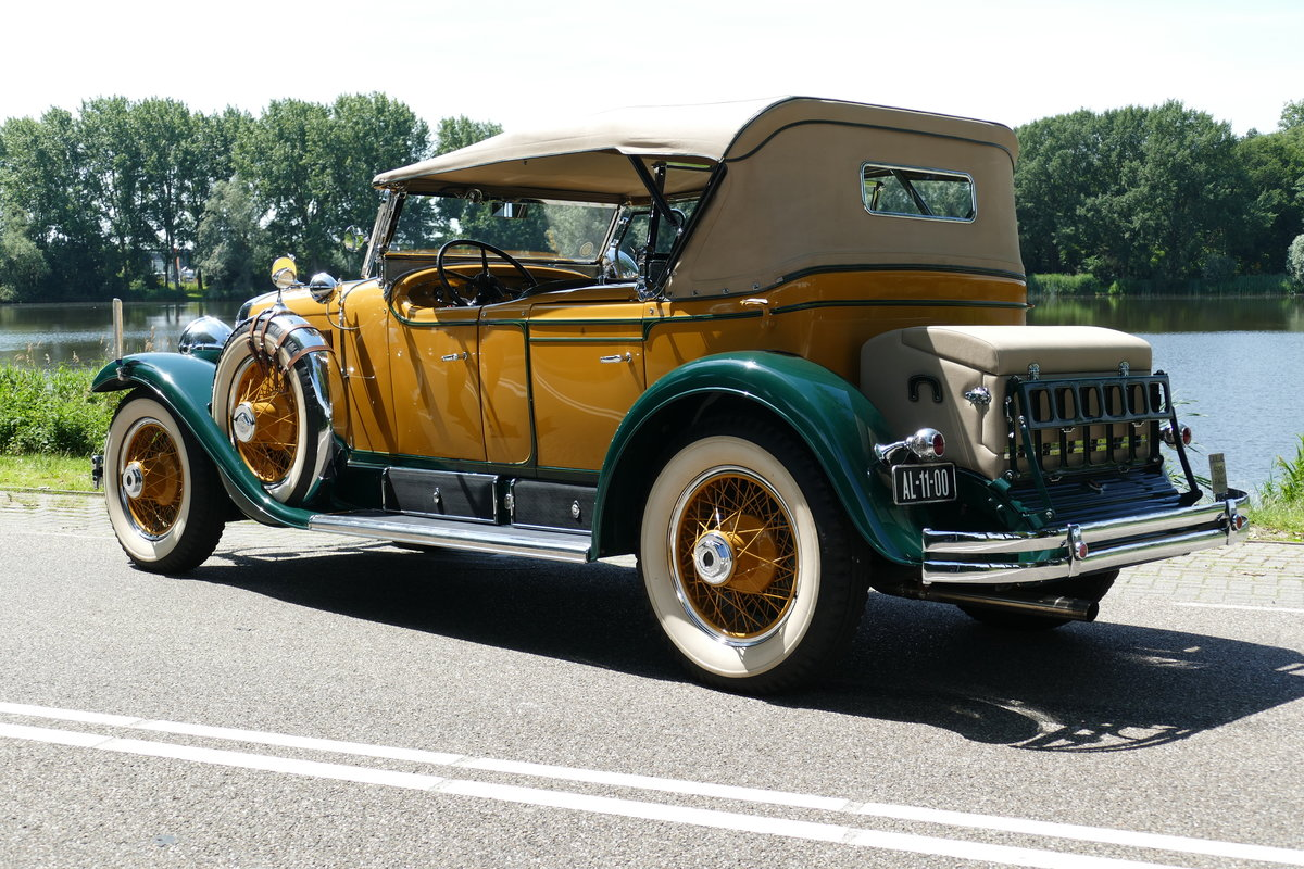 Cadillac Model 341 Sport Phaeton 1928 For Sale (picture 2 of 6)