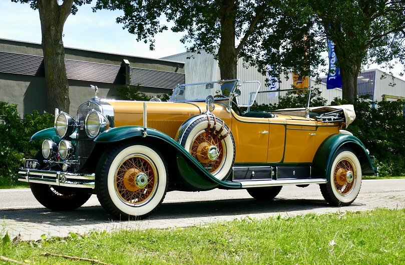 Cadillac Model 341 Sport Phaeton 1928 For Sale (picture 3 of 6)