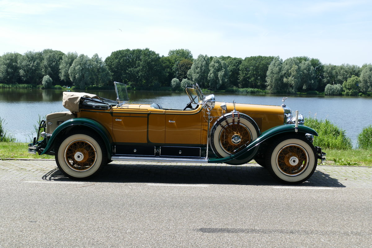 Cadillac Model 341 Sport Phaeton 1928 For Sale (picture 6 of 6)