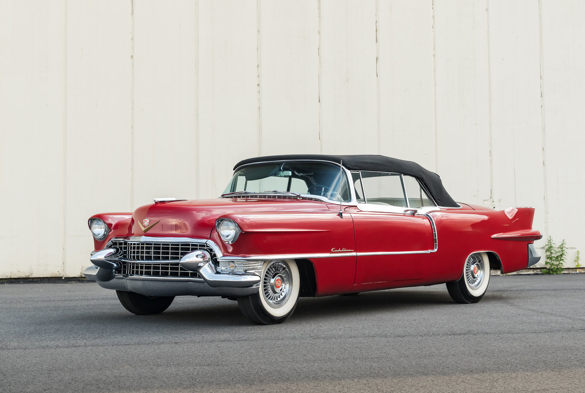 1955 Cadillac Eldorado Convertible For Sale (picture 1 of 6)