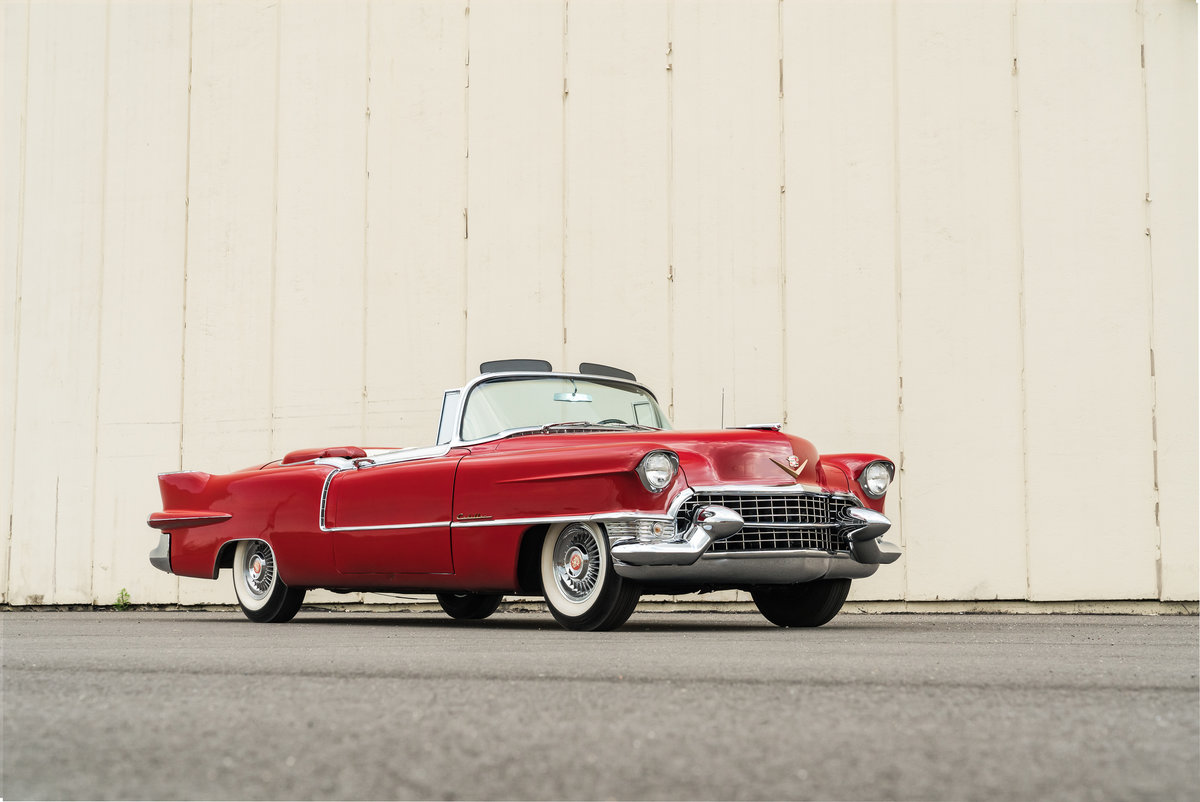 1955 Cadillac Eldorado Convertible For Sale (picture 2 of 6)