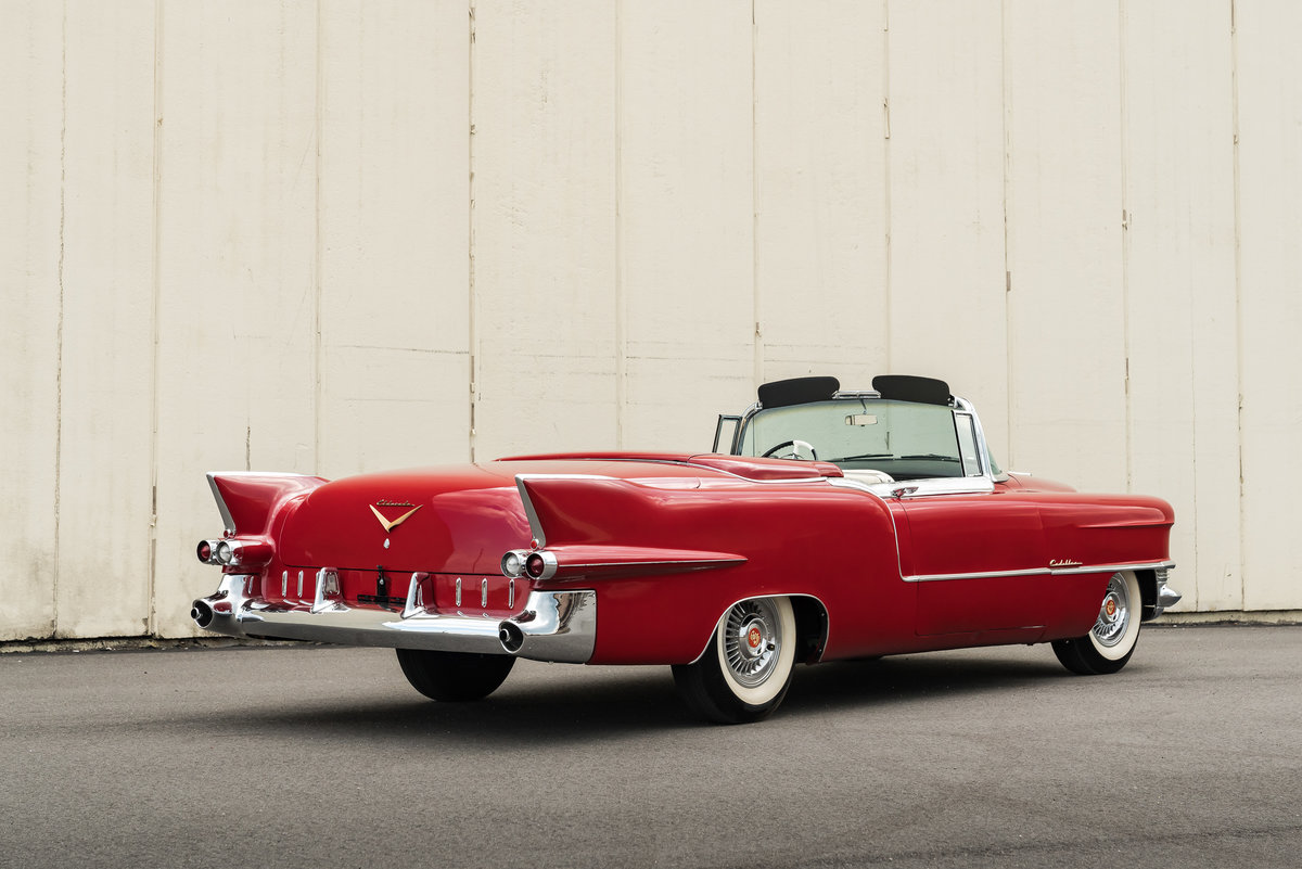 1955 Cadillac Eldorado Convertible For Sale (picture 3 of 6)