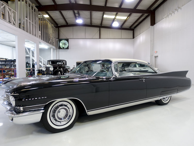 1960 Cadillac Eldorado Seville  For Sale (picture 1 of 6)
