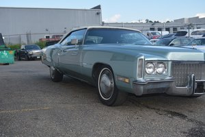 1972 Cadillac Eldorado (Watertown, CT) $17,500 obo