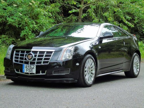 2012 Cadillac CTS MARK 4 COUPE 4x4 3.6 4dr For Sale (picture 1 of 6)