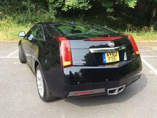2012 Cadillac CTS MARK 4 COUPE 4x4 3.6 4dr For Sale (picture 2 of 6)