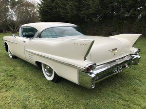 1958 CADILLAC COUPE - STUNNING CAR - CLEAN ORIGINAL CAR