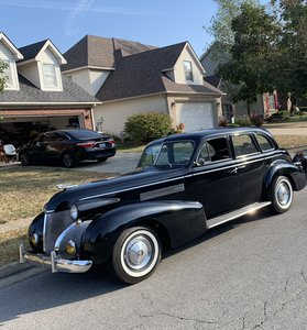 1939 Cadillac 61 runs perfectly Original