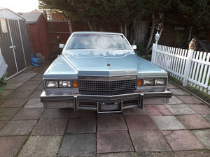 1979 Cadillac Coupe DeVille Stunning  For Sale