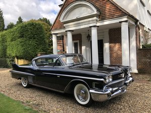 1958 CADILLAC SERIES SIXTY TWO HARDTOP PILLARLESS COUPE For Sale