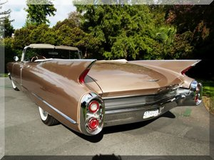 1960 Cadillac Convertible Clean Solid Restored Big-Fins >> For Sale
