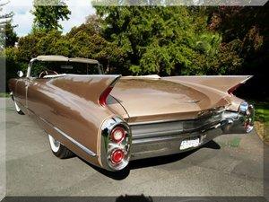 1960 Cadillac Convertible Clean Solid Restored Big-Fins >>