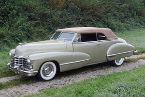 1947 Cadillac Series 62 Convertible For Sale by Auction