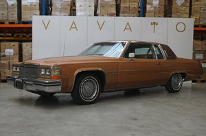 CADILLAC COUPE DE VILLE, 1983 For Sale by Auction