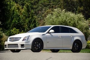 2011 Cadillac CTS-V Sport Wagon very Rare Fast 630+HP $45.9k
