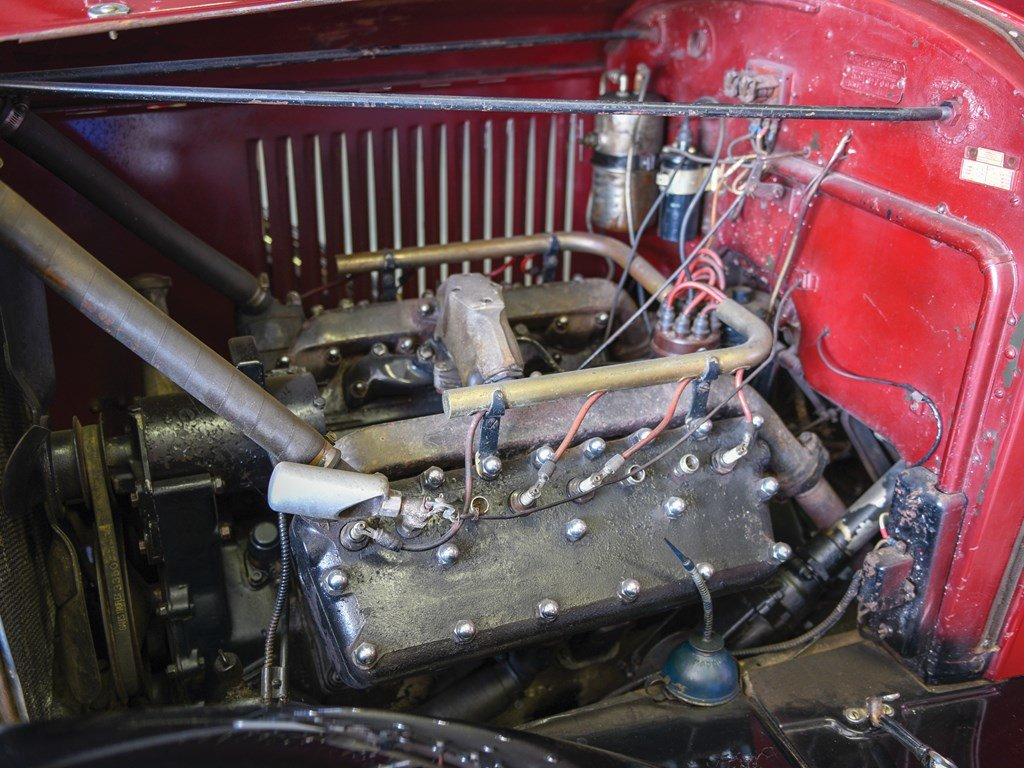 1926 Cadillac Series 314 Two-Passenger Sport Coupe  For Sale by Auction (picture 3 of 6)
