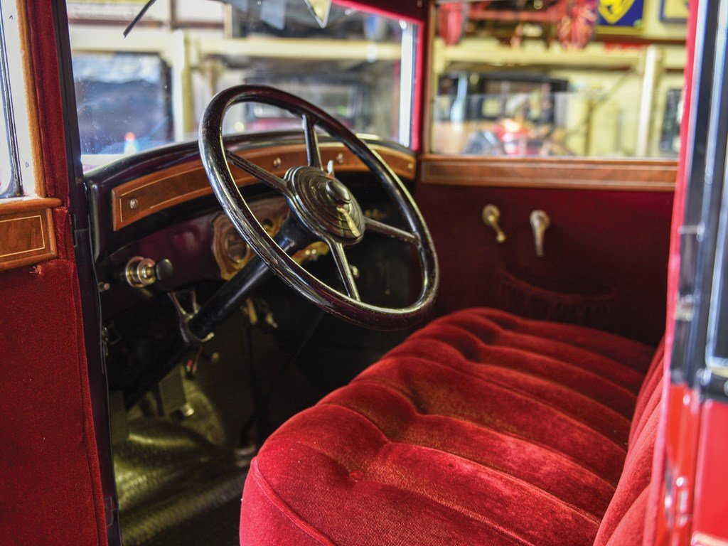 1926 Cadillac Series 314 Two-Passenger Sport Coupe  For Sale by Auction (picture 4 of 6)