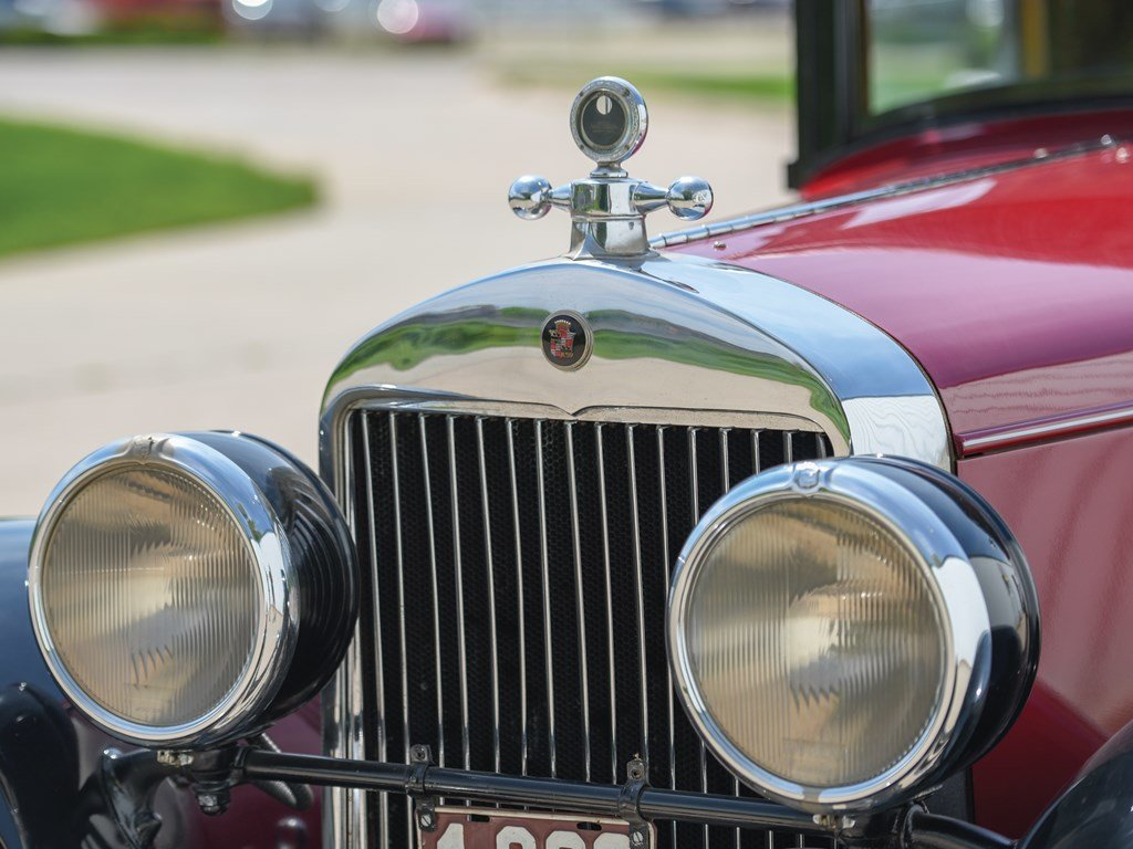 1926 Cadillac Series 314 Two-Passenger Sport Coupe  For Sale by Auction (picture 5 of 6)