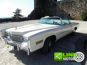 1975 CADILLAC ELDORADO CONVERTIBILE - 6EL67 - For Sale