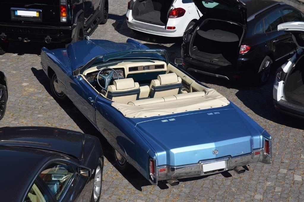 1971 Cadillac Eldorado Convertible 8.2 - Belgian Plates For Sale (picture 2 of 6)