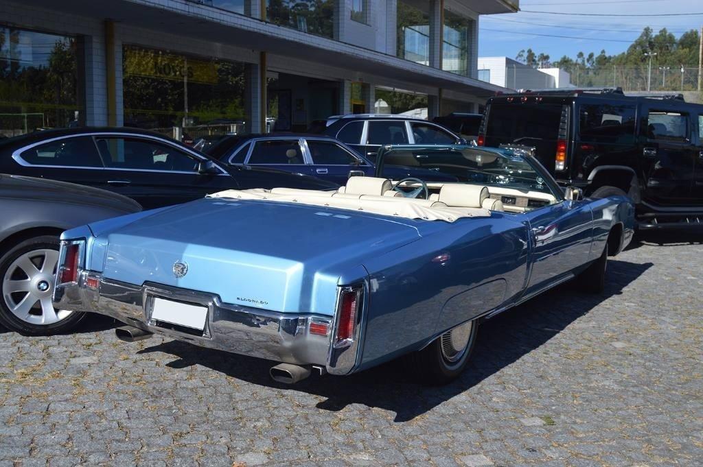 1971 Cadillac Eldorado Convertible 8.2 - Belgian Plates For Sale (picture 3 of 6)