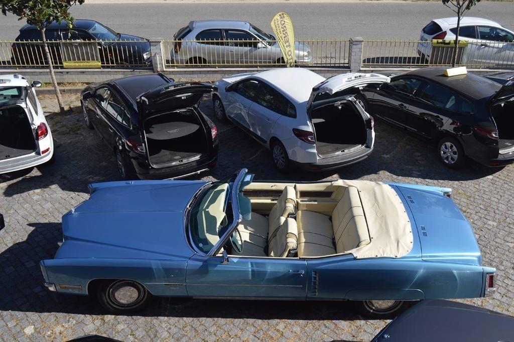 1971 Cadillac Eldorado Convertible 8.2 - Belgian Plates For Sale (picture 4 of 6)