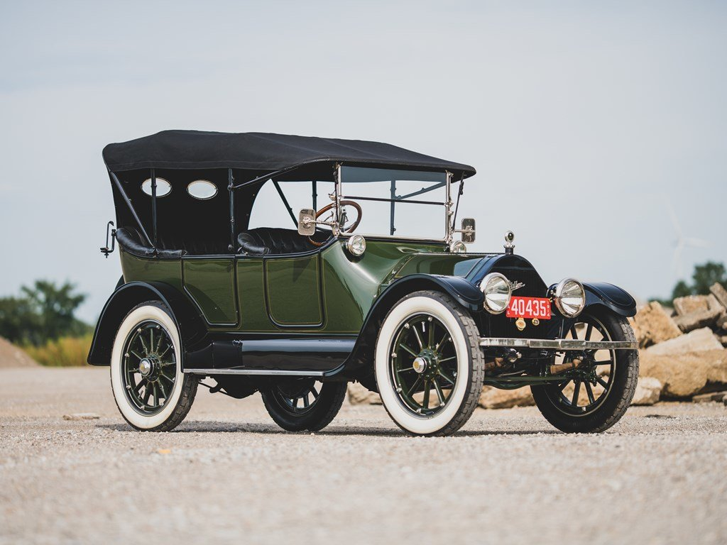 1914 Cadillac Model 30 Five-Passenger Touring  For Sale by Auction (picture 1 of 6)