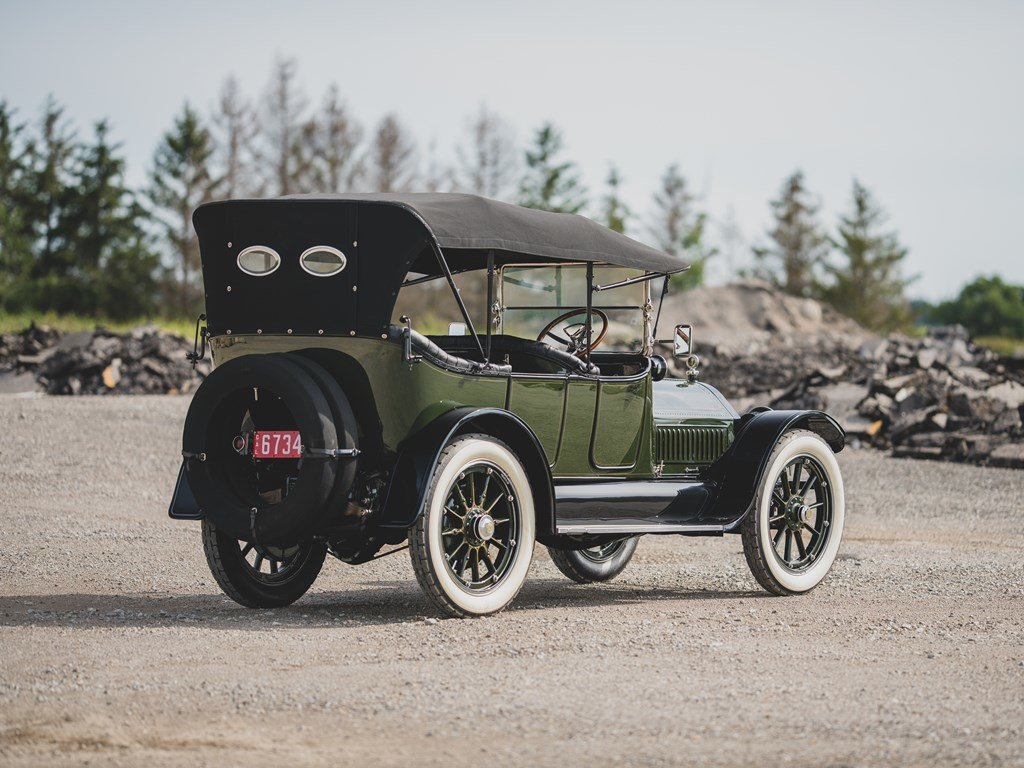 1914 Cadillac Model 30 Five-Passenger Touring  For Sale by Auction (picture 2 of 6)