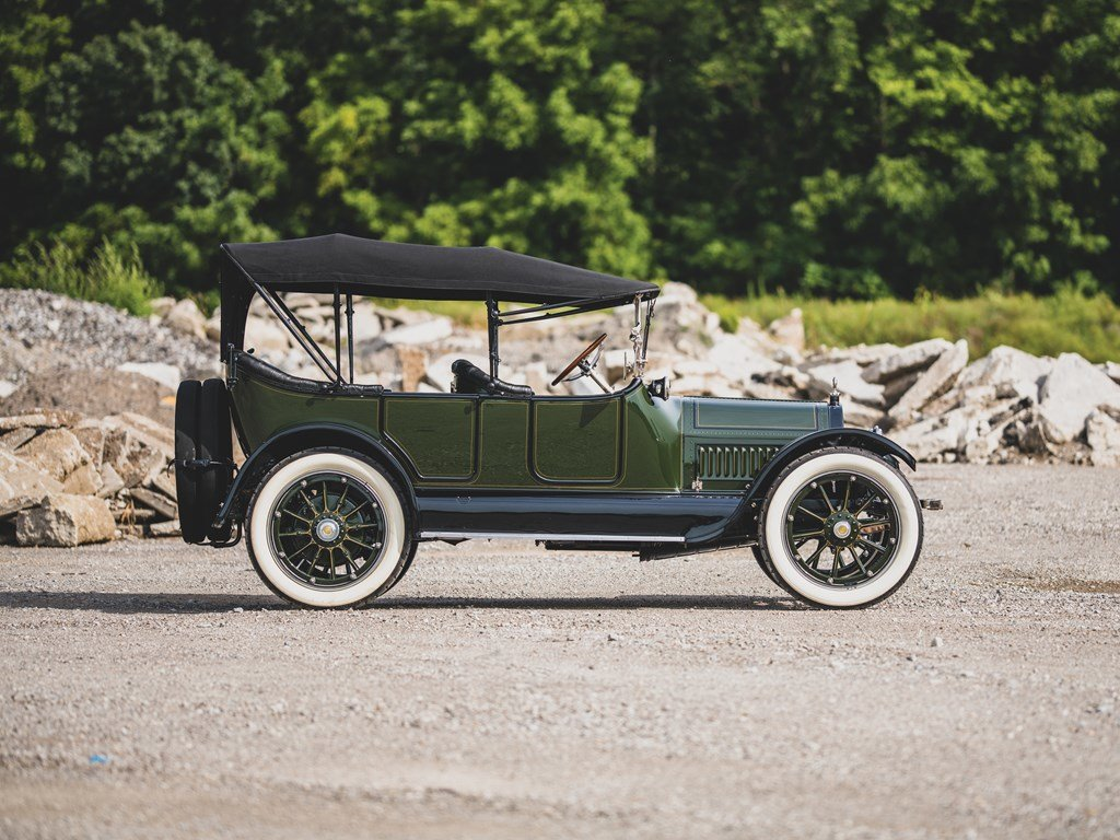 1914 Cadillac Model 30 Five-Passenger Touring  For Sale by Auction (picture 5 of 6)