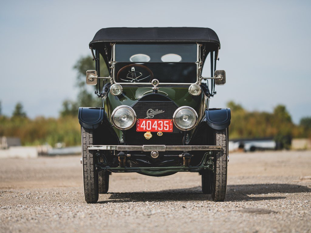 1914 Cadillac Model 30 Five-Passenger Touring  For Sale by Auction (picture 6 of 6)