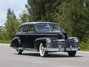 1948 Cadillac Series 75 Fleetwood Seven-Passenger Imperial L For Sale by Auction