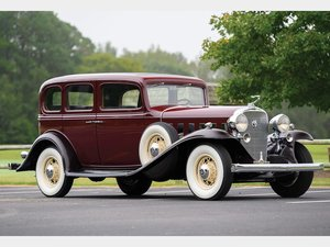 1932 Cadillac 355-B V-8 Standard Sedan  For Sale by Auction