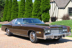 1977 Beautiful Cadillac Eldorado For Sale