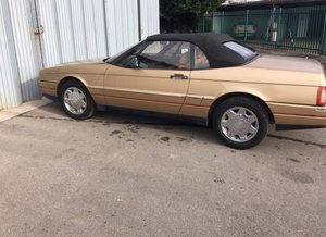 1989 Cadillac Allante For Sale by Auction