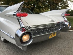 1959 Cadillac Coupe Deville (Stunning)