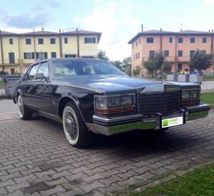 Cadillac Seville , IMMATRICOLATA NEL 1981, ISCRITTA A.S.I,