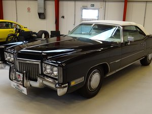 1972 Cadillac Eldorado Cabriolet For Sale