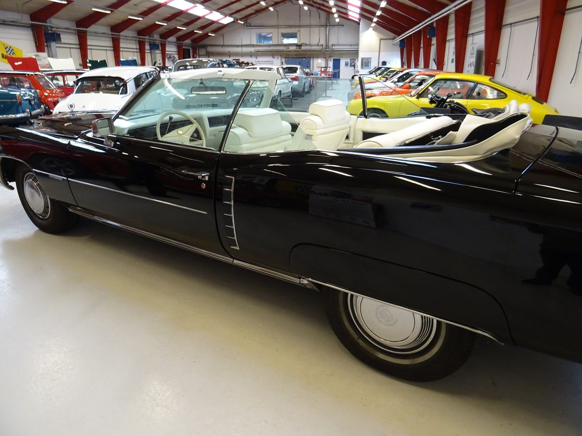 1972 Cadillac Eldorado Cabriolet For Sale (picture 4 of 6)