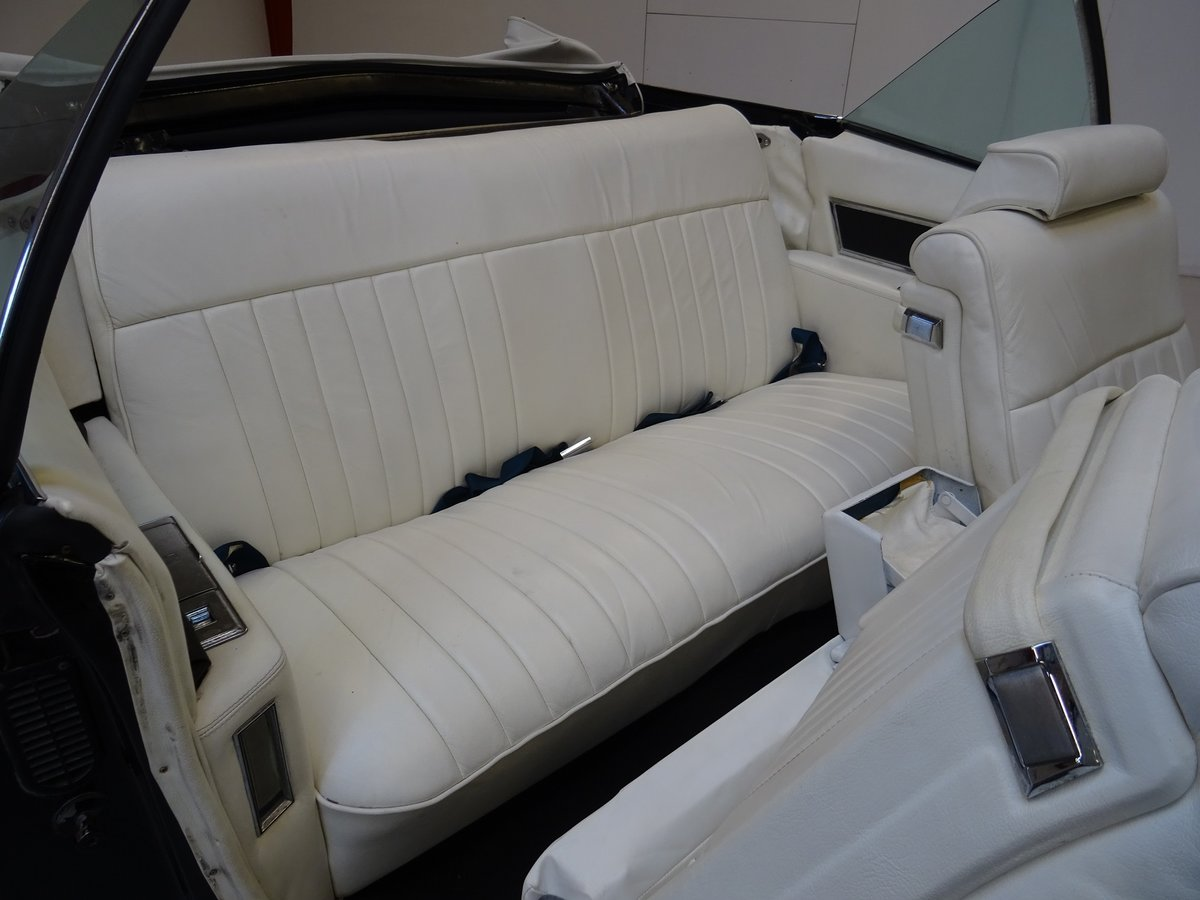 1972 Cadillac Eldorado Cabriolet For Sale (picture 6 of 6)