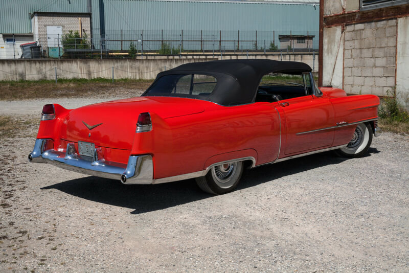 1954 Cadillac 62Convertible V8 sehr rar!! '54 For Sale (picture 2 of 6)
