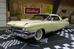 1959 Cadillac 59´Eldorado Biarritz Look Cabrio IKONE For Sale