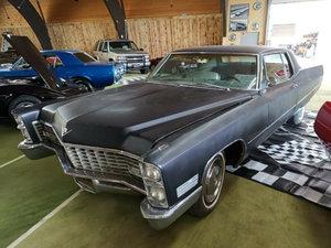 1967 Cadillac 67´Coupé Deville *Resto* For Sale