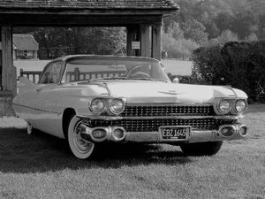 Picture of 1959 Cadillac DE Ville COUPE. 6.4 TIME WARP CONDITION, LOOK.