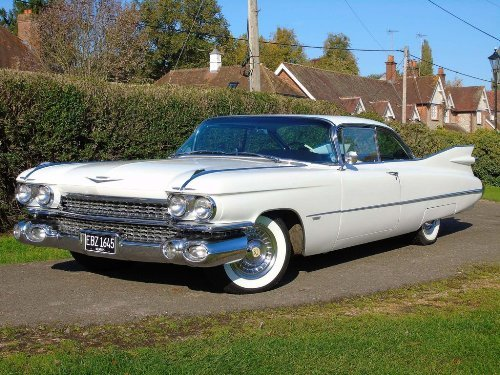 1959 Cadillac DE Ville COUPE. 6.4 TIME WARP CONDITION, LOOK. For Sale (picture 2 of 10)