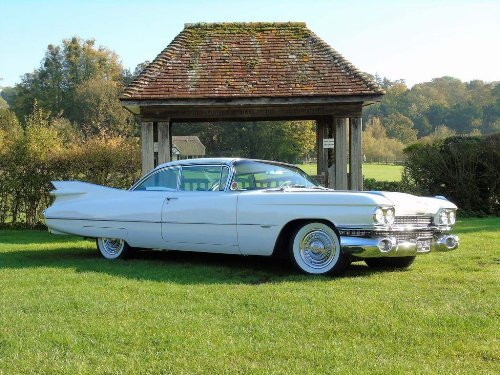1959 Cadillac DE Ville COUPE. 6.4 TIME WARP CONDITION, LOOK. For Sale (picture 3 of 10)