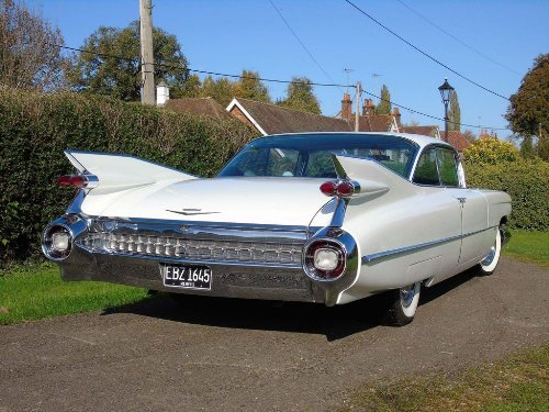 1959 Cadillac DE Ville COUPE. 6.4 TIME WARP CONDITION, LOOK. For Sale (picture 4 of 10)