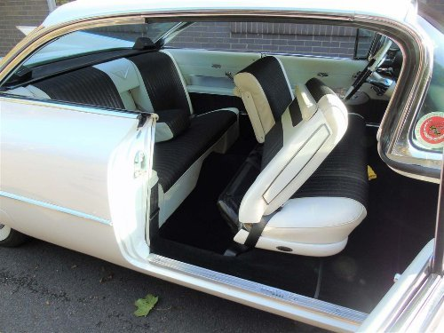 1959 Cadillac DE Ville COUPE. 6.4 TIME WARP CONDITION, LOOK. For Sale (picture 6 of 10)