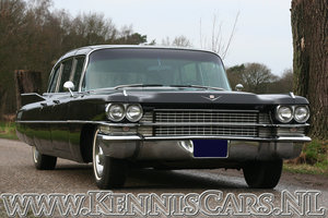 Cadillac 1963 Fleetwood serie 75 Limousine  For Sale
