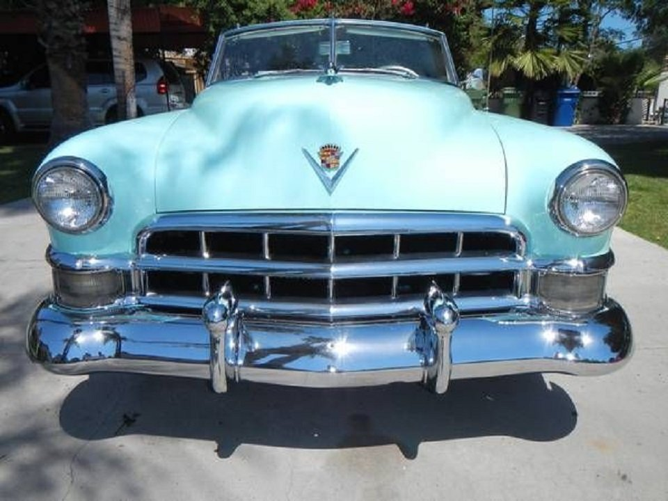 1949 Cadillac Convertible For Sale (picture 3 of 6)